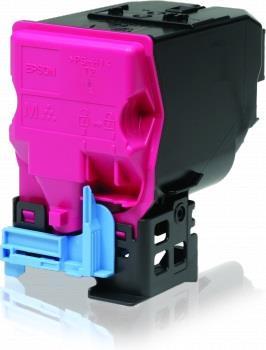 Toner Epson AcuBrite magenta   6000str   AcuLaser C3900DN