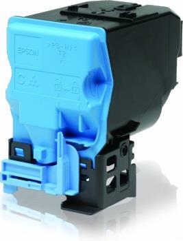 Toner Epson AcuBrite cyan   6000str   AcuLaser C3900DN