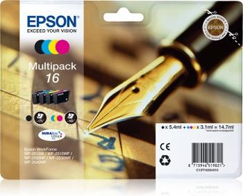 Bundle Epson T1626 CMYK Multi Pack | WF-2010/25x0