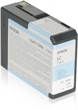 Ink Epson T5805 Light Cyan   80 ml   Stylus Pro 3880