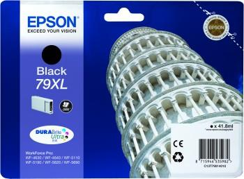 Ink Epson Black T7901 | 42 ml | WF-5110DW/WF-5190DW/WF-5620DWF/WF-5690DWF