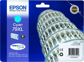 Ink Epson cyan T7902 | 17 ml | WF-5110DW/WF-5190DW/WF-5620DWF/WF-5690DWF