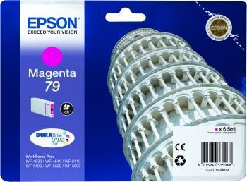Ink Epson magenta T7913 | 7 ml | WF-5110DW/WF-5190DW/WF-5620DWF/WF-5690DWF
