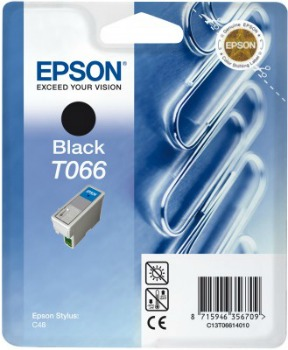 Inkoust Epson T066 black | Stylus C48