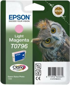 Inkoust Epson T0796 light magenta | Stylus Photo 1400