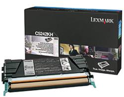 Toner Lexmark black [ 8000str   C524/C534 ]