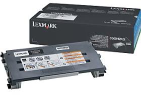 Toner Lexmark black [ 5000str | C500N | MOQ 11 ks ]