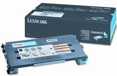 Toner Lexmark cyan [ 1500str | C500N ]