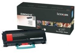 Toner Lexmark black | 3500str | E260/E260d/E260dn/E360d/E360dn/E460dn/E460dw