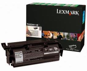 Toner Lexmark black | return | T650dn/T650dtn/T650n/T652dn/T652dtn/T652n/T654...
