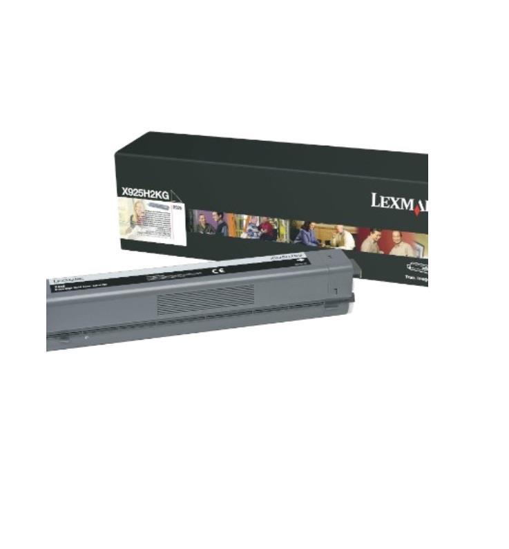 Toner Lexmark black | 8500 str | X925