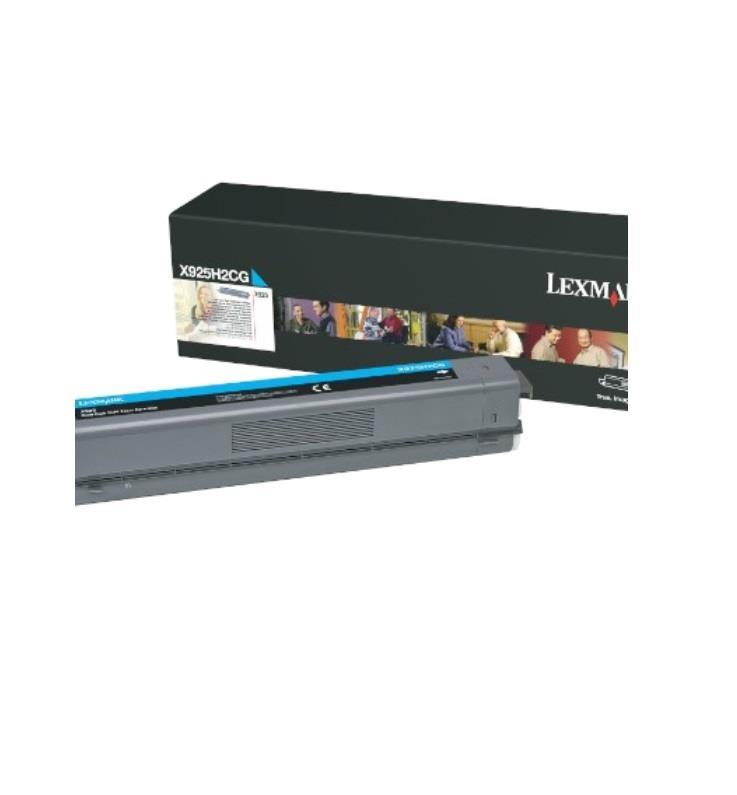 Toner Lexmark cyan | 7500 str | X925