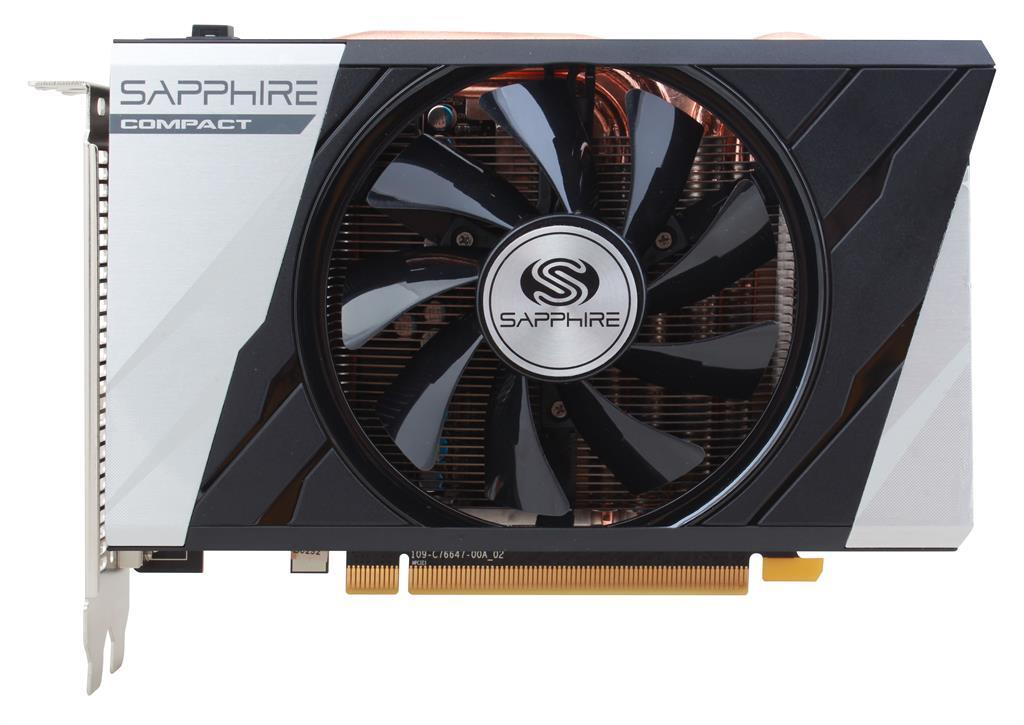Sapphire Radeon R9 380 OC NITRO, 4GB GDDR5 (256 Bit), HDMI, DVI, miniDP, LITE