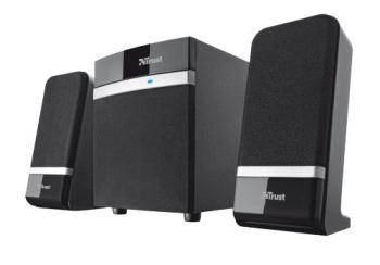Reproduktory Raina 2.1 Subwoofer Speaker Set