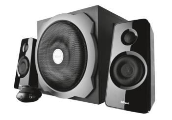 Tytan 2.1 Subwoofer Speaker Set - black