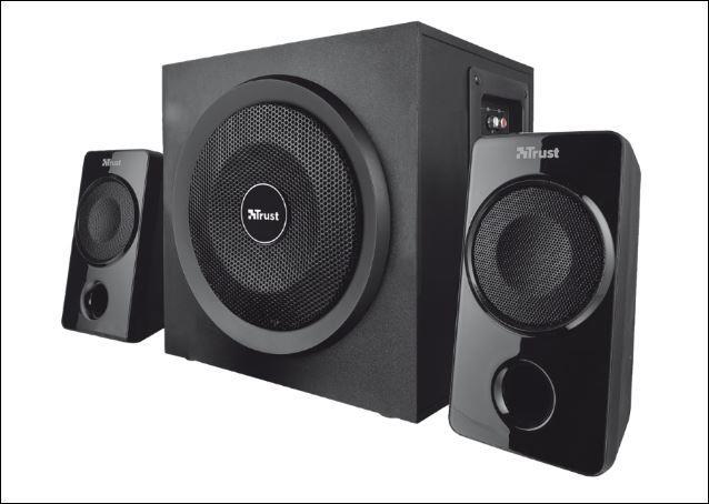Atlas 2.1 Subwoofer Speaker Set