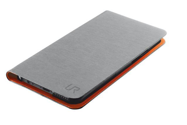 Aeroo Ultrathin Cover stand for iPhone 6 - grey