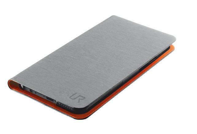 Aeroo Ultrathin Cover stand for iPhone 6 Plus - grey