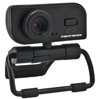 Esperanza EC103 DIAMOND Webkamera 12Mpx s mikrofonem, USB