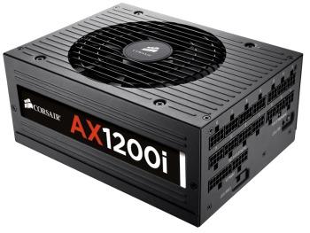 Corsair zdroj 1200W AX1200i Digital, 80 PLUS Platinum, modulární,DSP,140mm vent.