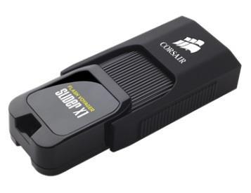 Corsair Flash Voyager Slider X1 USB 3.0 32GB (rychlost čtení až 130MB/s)