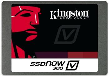Kingston SSD disk 120GB SSDNow V300 SATA3, 2.5'', MLC, 7mm, 450/450MB/s