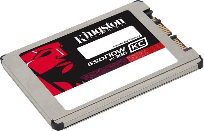 Kingston SSD disk SSDNow KC380 120GB, SATA3, 1.8'', micro SATA