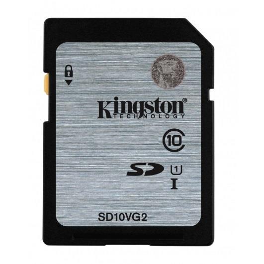 Kingston SDHC karta 32GB Class10 UHS-I 45MB/s