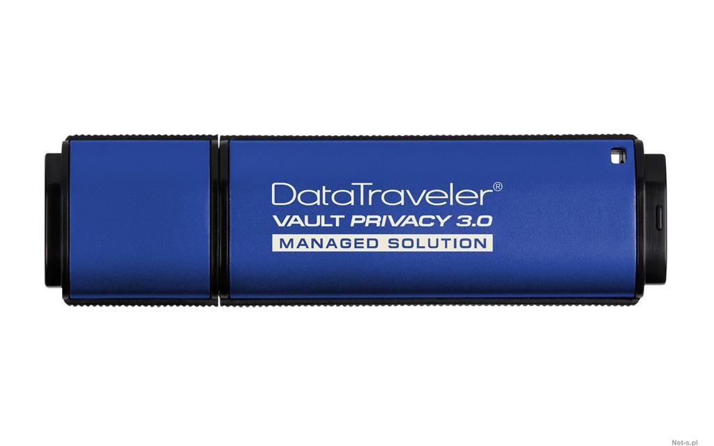 Kingston DataTraveler Vault Privacy 3.0 4GB 256 AES FIPS 197 (Management Ready)